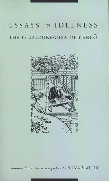 essay in idleness yoshida kenko