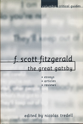 Process Paper Essay F Scott Fitzgerald The Great Gatsby How To Write A Thesis For A Persuasive Essay also High School Admission Essay Sample F Scott Fitzgerald The Great Gatsby  Essays Articles Reviews  Science Fiction Essay