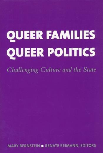 Queer Families, Queer Politics
