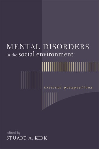 Mental Disorders in the Social Environment