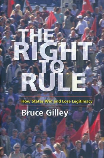 The Right to Rule
