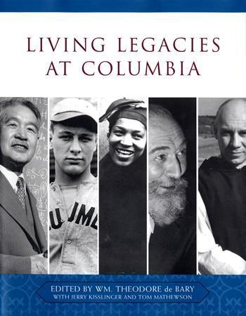Living Legacies at Columbia