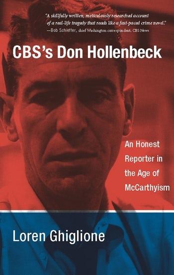 CBS's Don Hollenbeck