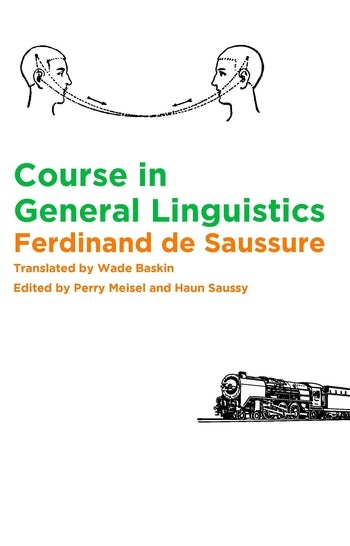 ferdinand de saussure course in general linguistics summary
