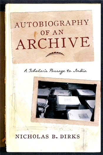Autobiography of an Archive