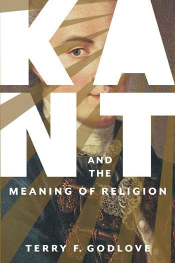 Kant And The Meaning Of Religion Columbia University Press