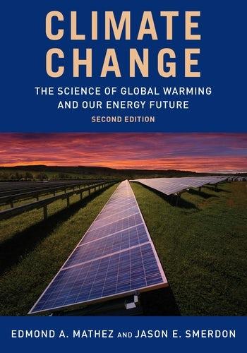 Climate Change | Columbia University Press