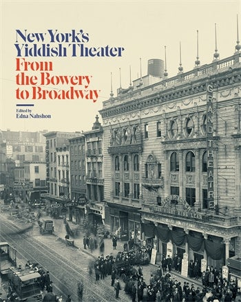 New York S Yiddish Theater