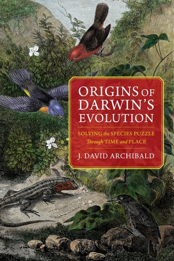 Origins of Darwin's Evolution