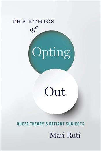 The Ethics of Opting Out