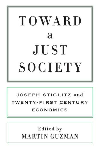 Toward a Just Society