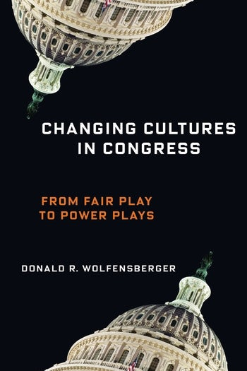 Changing Cultures in Congress