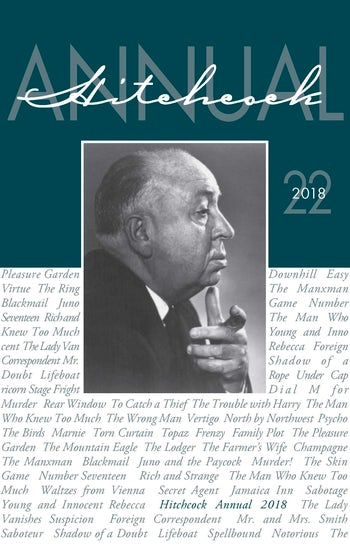 Hitchcock Annual: Volume 22