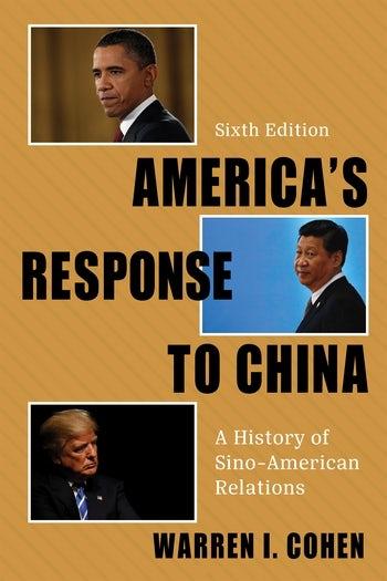 America's Response to China