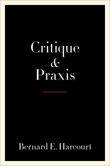 Critique and Praxis Couverture du livre