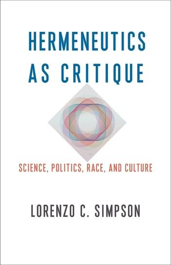 Hermeneutics as Critique