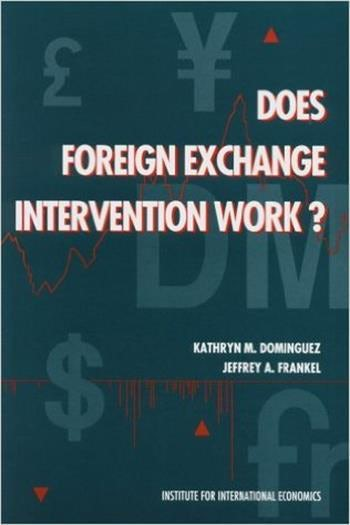 Does Foreign Exchange Intervention Work