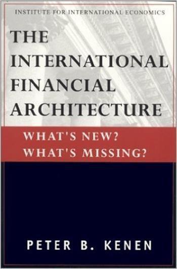 Great architects of international finance