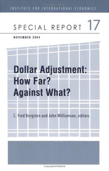 Dollar Adjustment