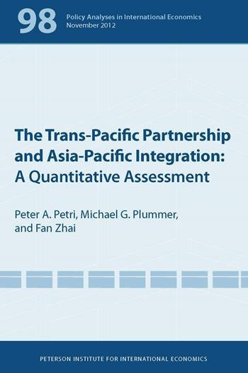 The Trans-Pacific Partnership and Asia-Pacific Integration