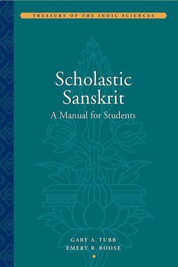 Scholastic Sanskrit