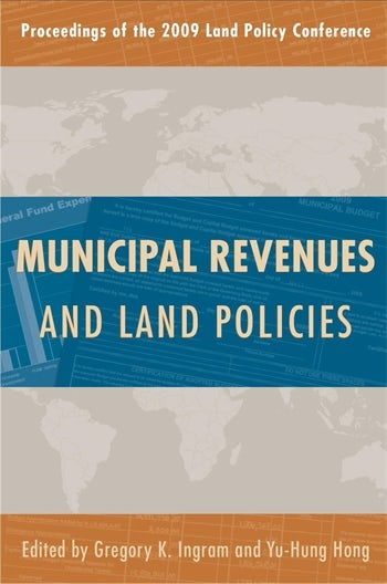 Municipal Revenues and Land Policies