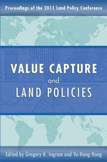 Value Capture and Land Policies