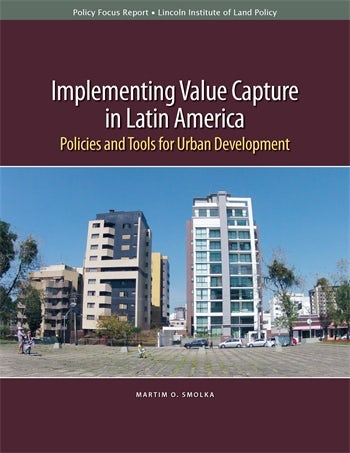 Implementing Value Capture in Latin America