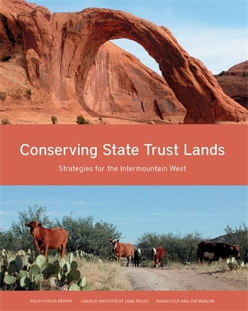 Conserving State Trust Lands