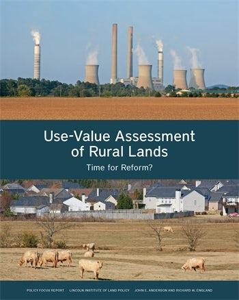 Use-Value Assessment of Rural Lands