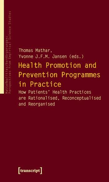 Health Promotion and Prevention Programmes in Practice