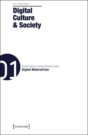 Digital Culture and Society