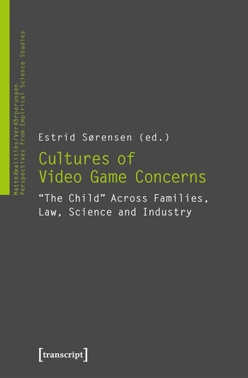Cultures of Video Game Concerns