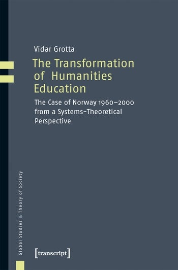 The Transformation of Humanities Education
