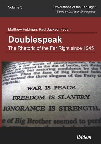 Doublespeak | Columbia University Press