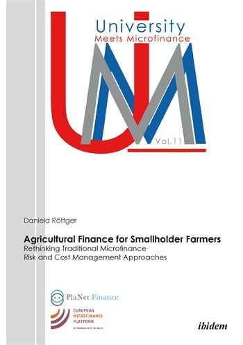 Agricultural Finance for Smallholder Farmers