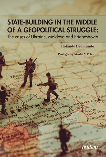 State-Building in the Middle of a Geopolitical Struggle