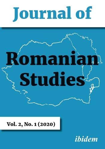Journal of Romanian Studies Volume 2, No. 1 (2020)