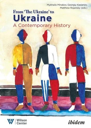 """From """"the Ukraine"""" to Ukraine"""
