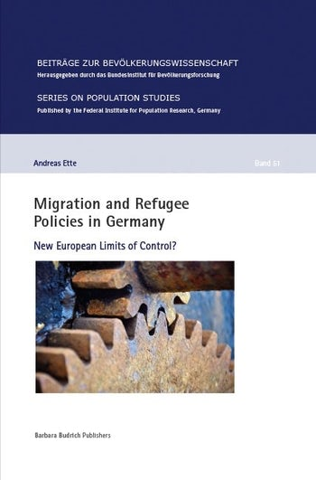Migration and Refugee Policies in Germany