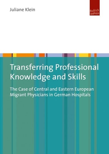 Transferring Professional Knowledge and Skills
