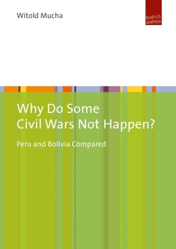 Why Do Some Civil Wars Not Happen?