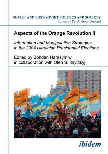 Aspects of the Orange Revolution II