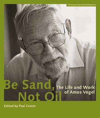 Be Sand, Not Oil