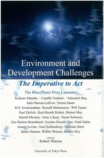 Environment and Development Challenges