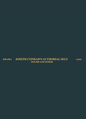 Joseph Conrad's Authorial Self