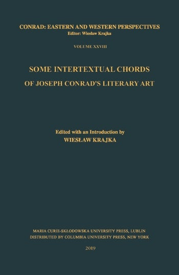 Some Intertextual Chords of Joseph Conrad's Literary Art