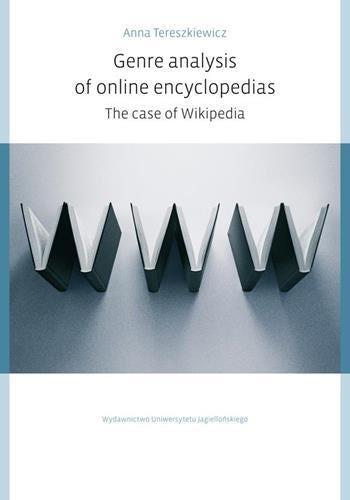 Genre Analysis of Online Encyclopedias