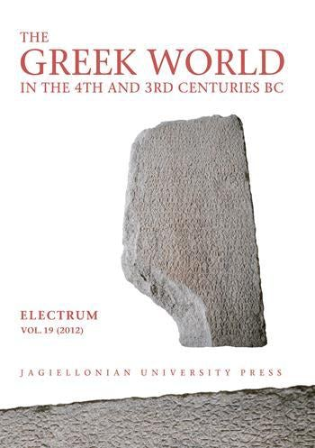The Greek World in the Fourth and Third Centuries B.C.
