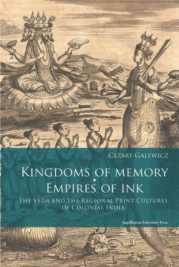 Kingdoms of Memory, Empires of Ink